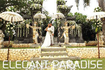 Elegant Paradise Wedding