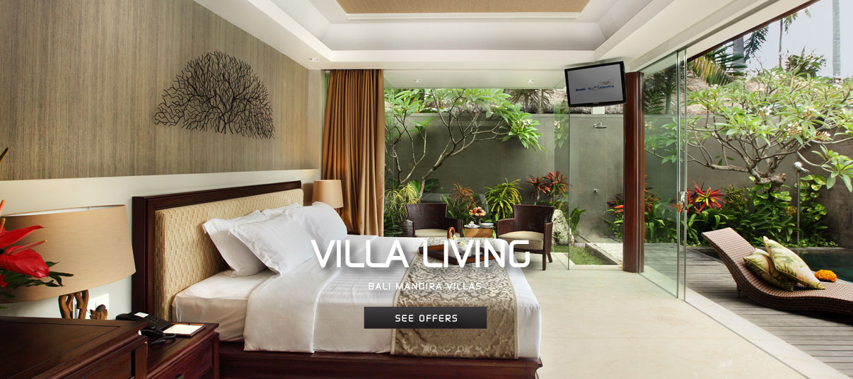 Mandira Villas Living